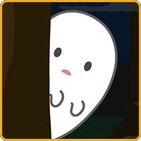 幽霊になりきるトピ