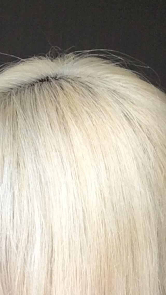 明るめの髪色が好きな人