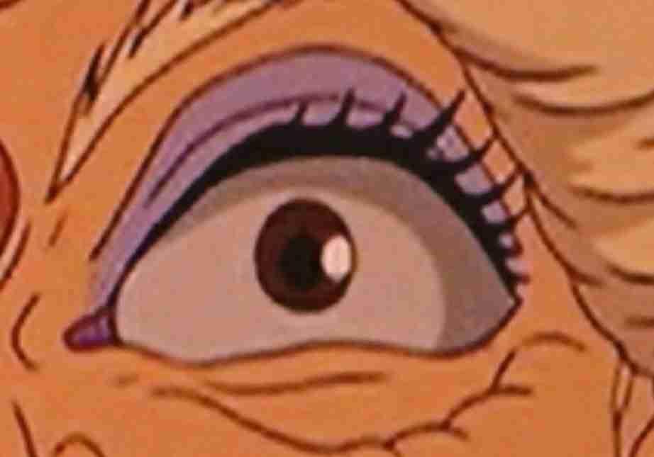 目だけでキャラを当てるトピ