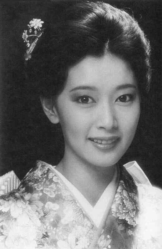 日本女性のイメージ