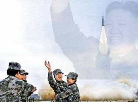 【北朝鮮情勢】北朝鮮が飛翔体を1発発射 韓国軍明かす