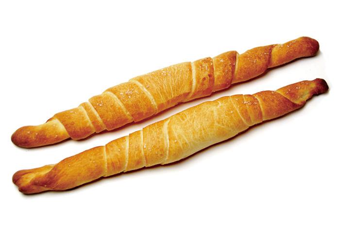 塩パンが好き