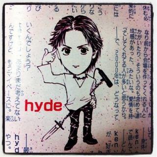 """内紛ラルク""""象徴""""hydeとtetsuyaも分裂・修復不能か"""