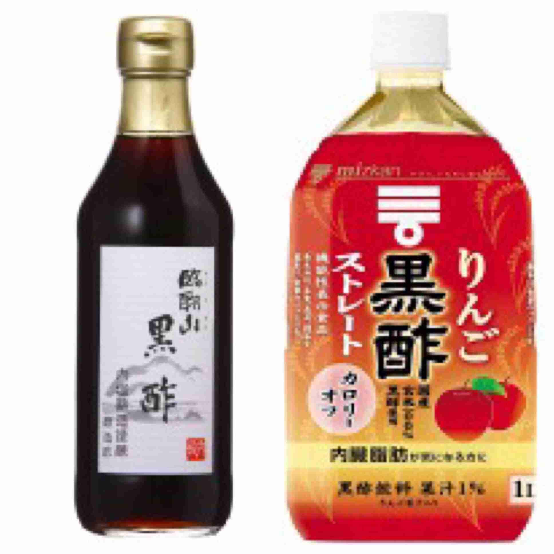 黒酢の活用方法