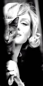 【画像】猫と有名人
