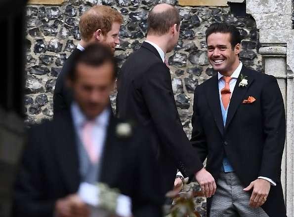 祝!キャサリン妃の妹ピッパ・ミドルトンが結婚
