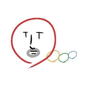 東京オリンピックのマスコットを気軽に描くトピ