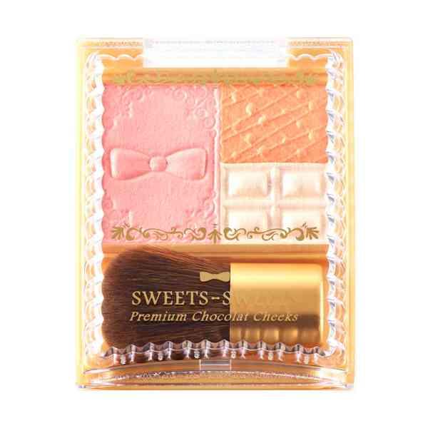 sweets sweetsのコスメを語りたいです。