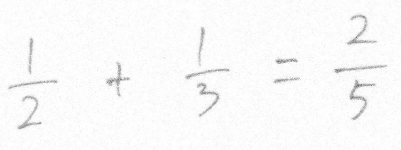 算数数学が嫌いな方!それはいつからですか?