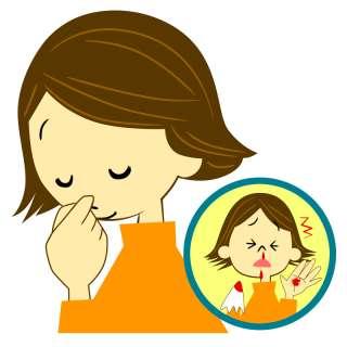 鼻血の治療をしたことがある方