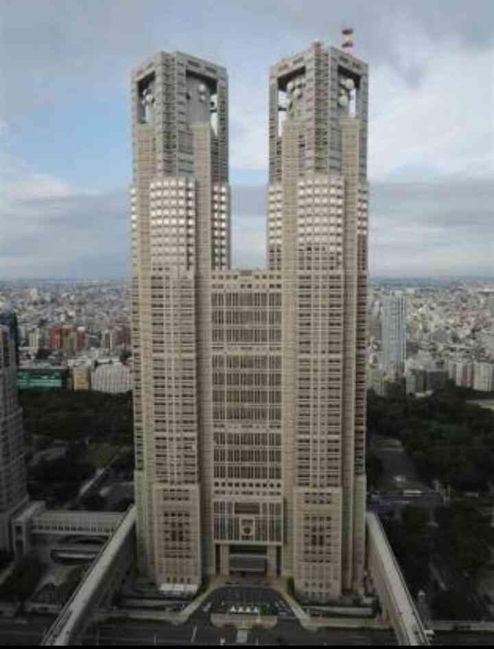 東京の美しい風景