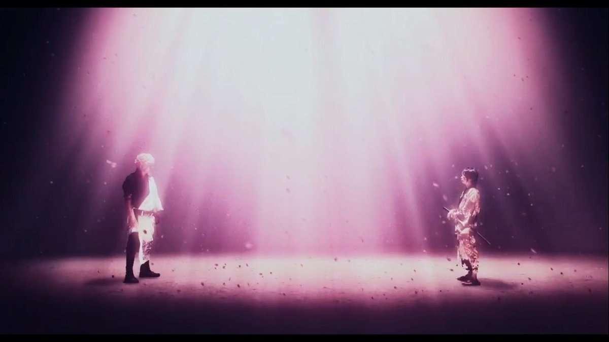 """『銀魂』""""超まじめ""""な予告編解禁!  銀時&高杉、迫力のアクションシーン公開"""