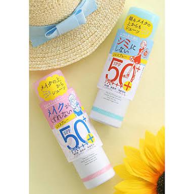 夏の化粧テク