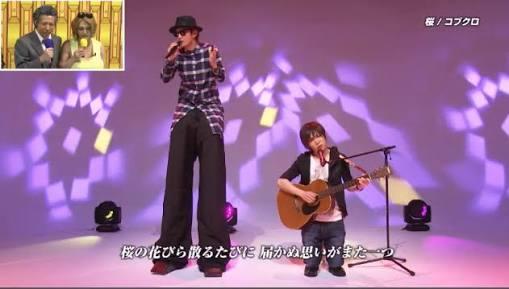 ゴールデンボンバー異例ライブ  8秒の新曲歌い終了