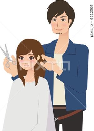 美容師と付き合ったことある人!