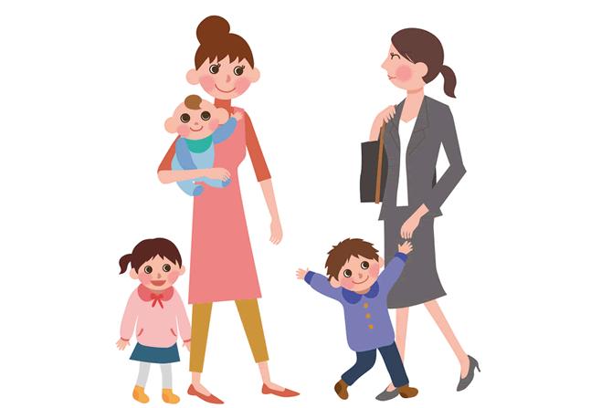 産休中の上の子の保育園について
