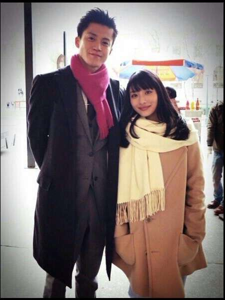 身長が高い同士のカップル