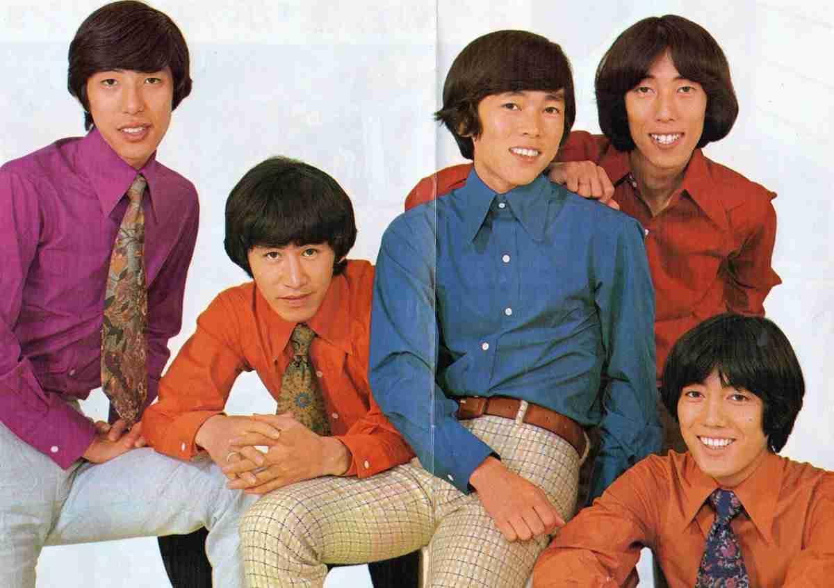 グループサウンズや70年代音楽を語ろう