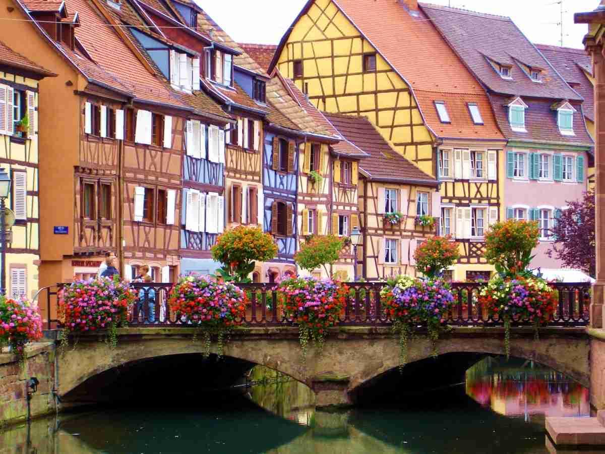 世界の綺麗な街並みや風景が見たい