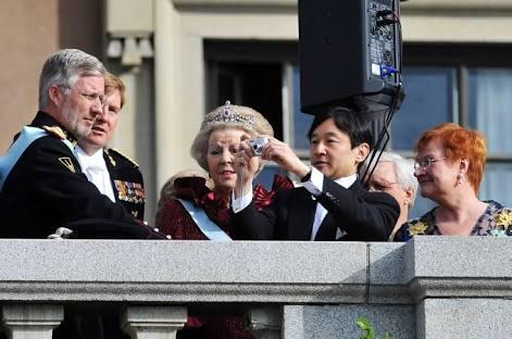 皇位継承:皇太子さま会見 象徴の務め「全身全霊で」