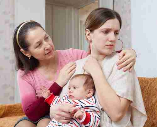 里帰り出産、いつまでいましたか?
