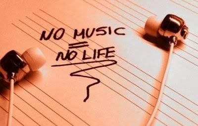 音楽依存症の人♪