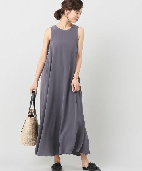 マキシ丈のワンピースやスカート、着ますか?