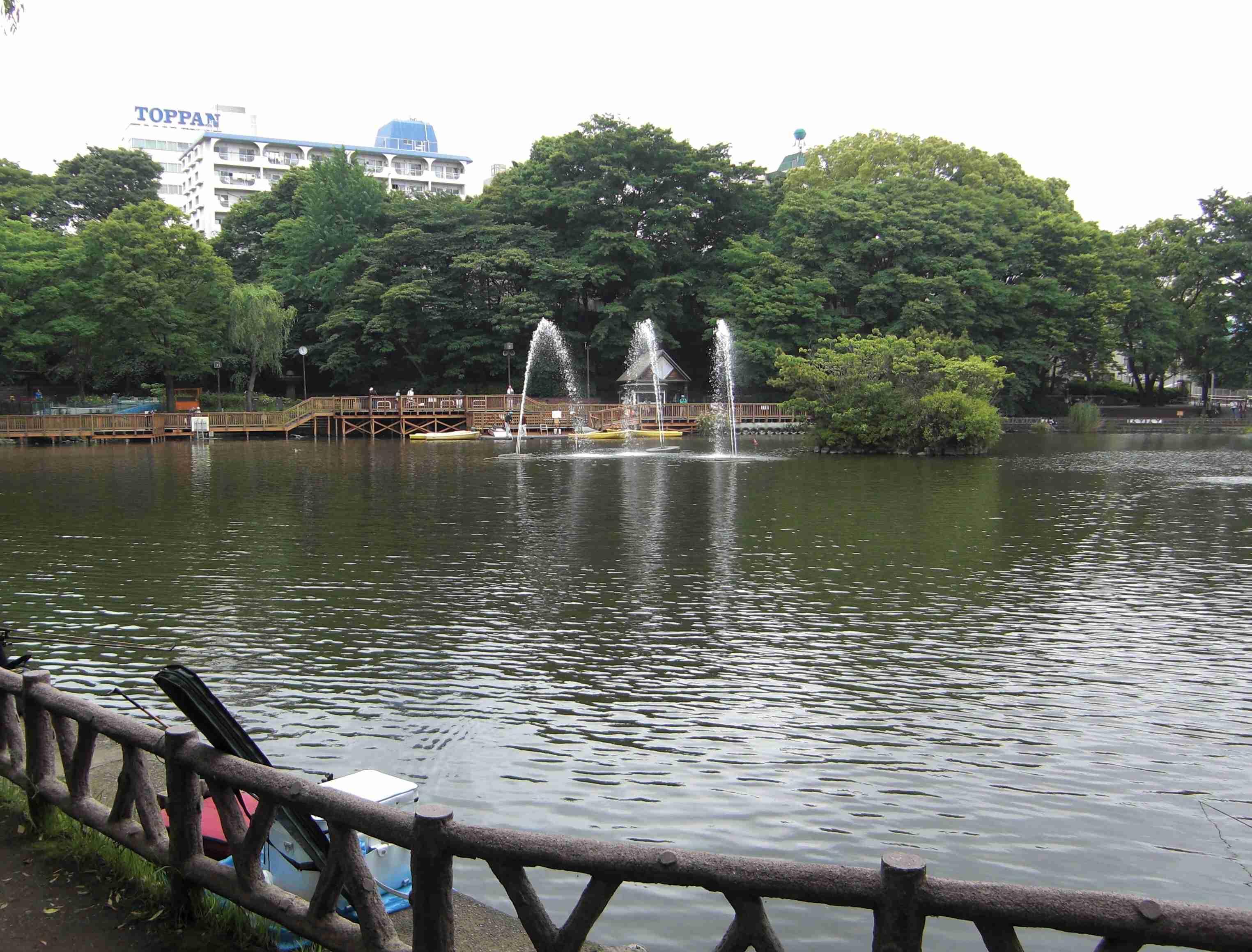 都内の公園・庭園、ここが好き♪ここが落ち着く♪