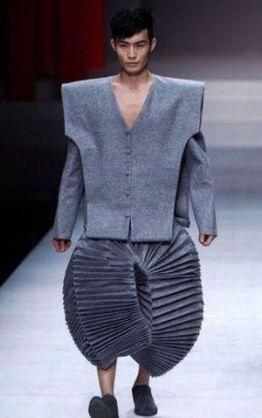 男性の許せないファッション