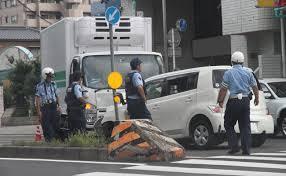 交通事故の加害者になったことありますか?