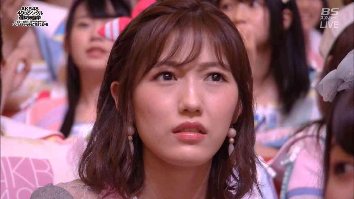 NMB須藤凜々花が壇上スピーチで結婚宣言「初めて人を好きに」総選挙中に衝撃発言