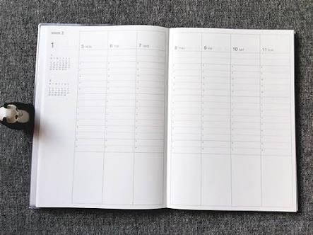 手帳、使いこなしてますか?