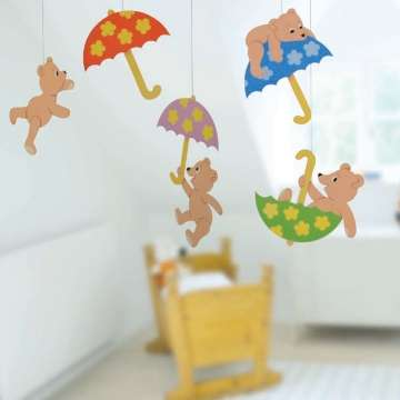 傘をモチーフにした画像を下さい