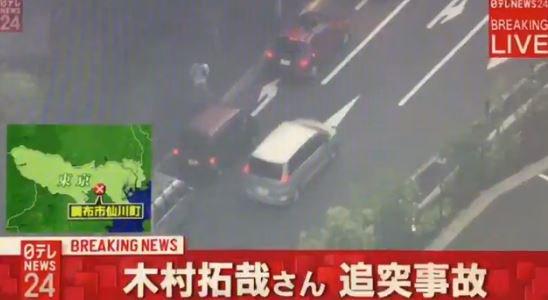 過去に免停処分も 木村拓哉「追突事故」で車CMは絶望的