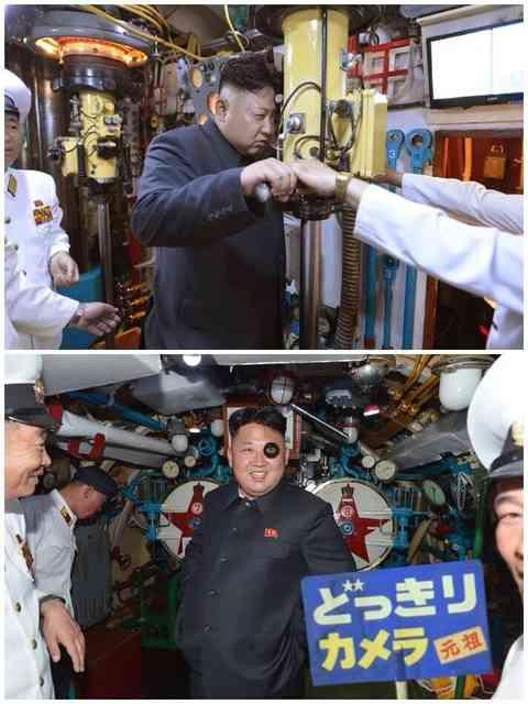 金正恩氏が禁煙に再チャレンジ? 胸元のパッチが韓国メディアで話題に