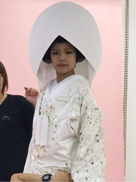 【ドレス】憧れの前撮りシチュエーション【白無垢】