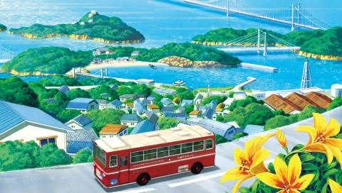 「夏休み」をテーマとした画像を貼るトピ♪