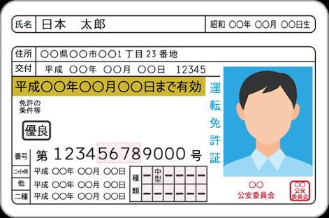 ゴールド免許の方!!