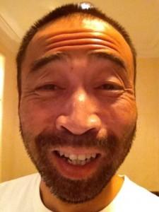 この人の髭、有り無しどちらが好き?