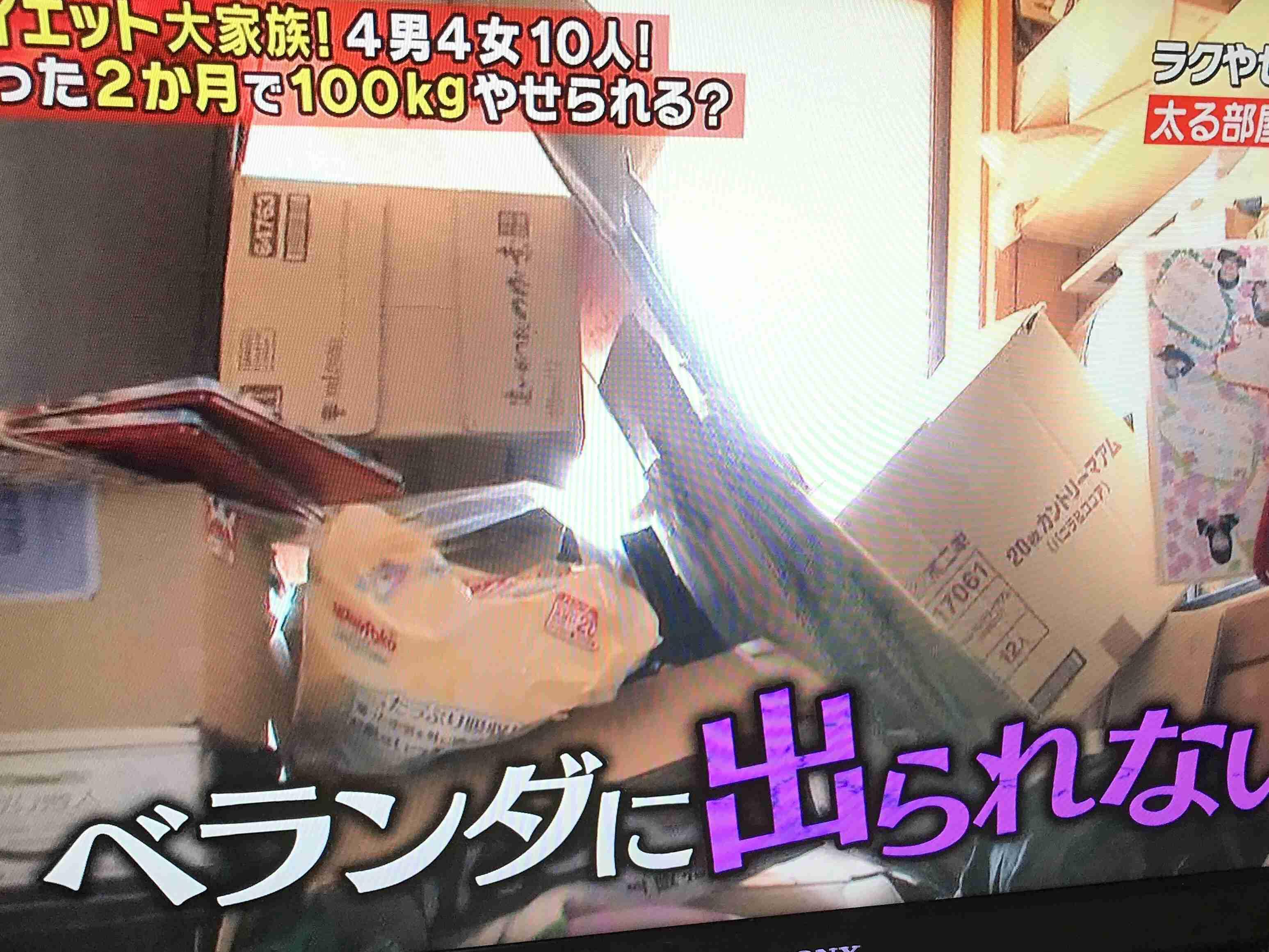 【実況・感想】ダイエット大家族2017