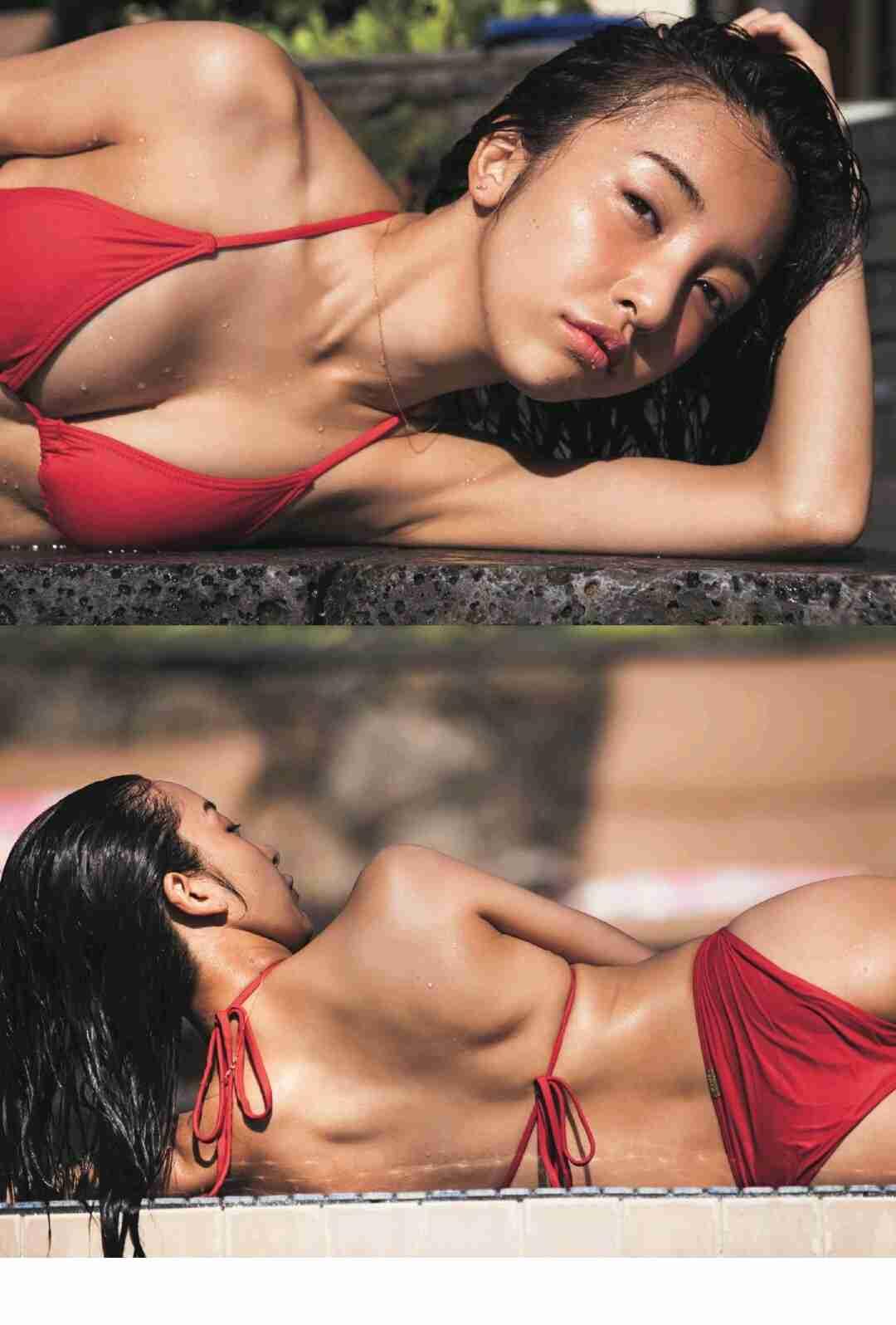 板野友美、8月に写真集発売決定!水着オフショット続々公開
