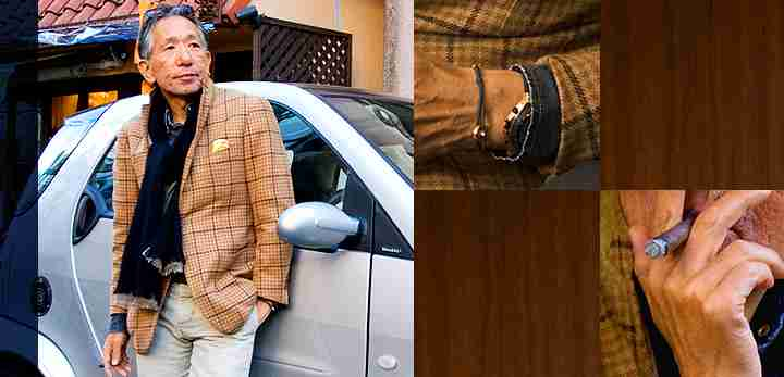 【画像】男性のこのファッション、あり?なし?