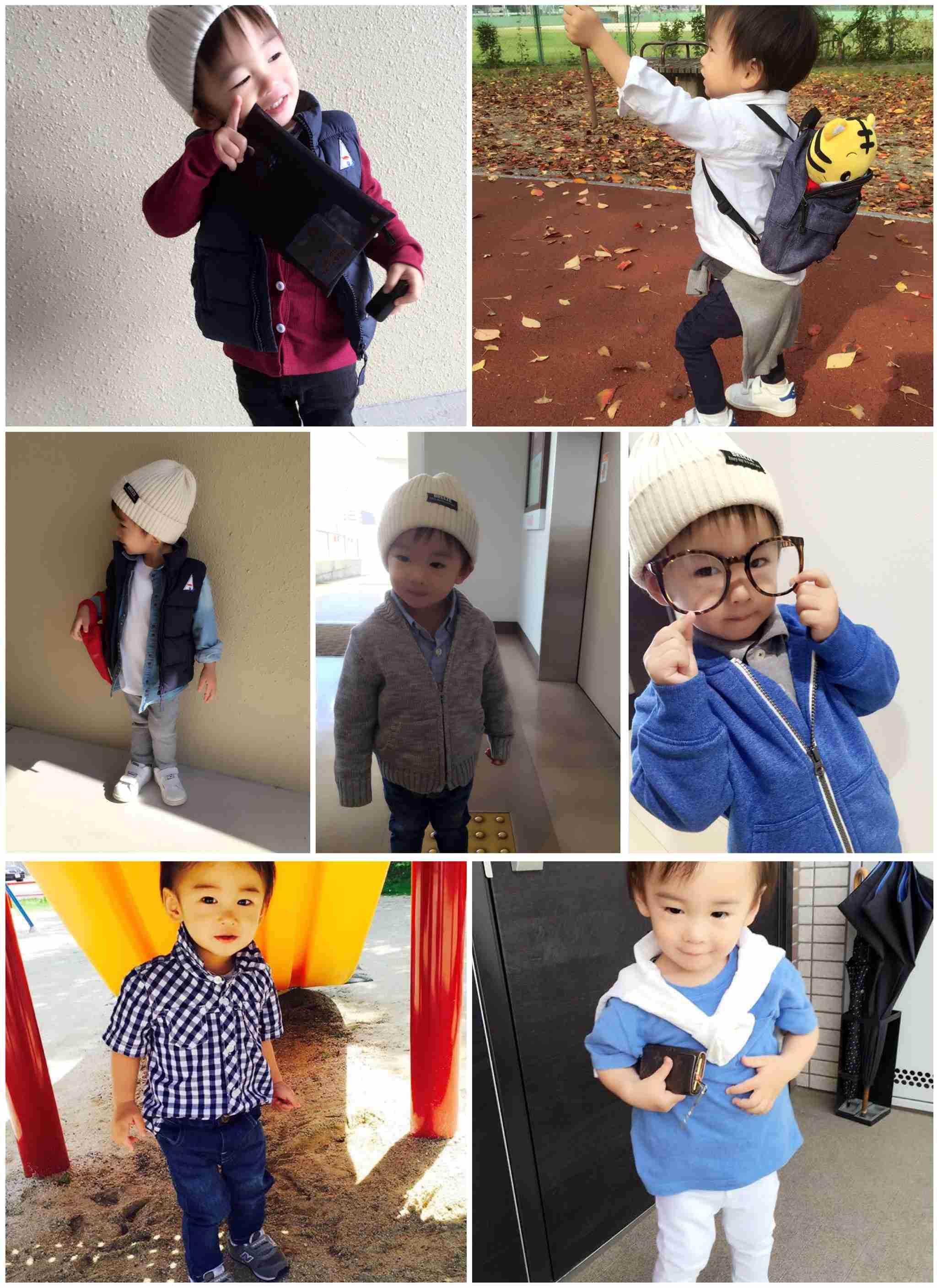 【幼児以上】男の子のファッション【中学生未満】