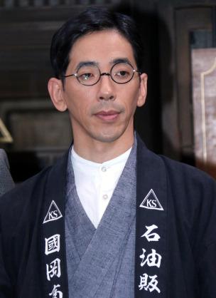 日本の男性のイメージ