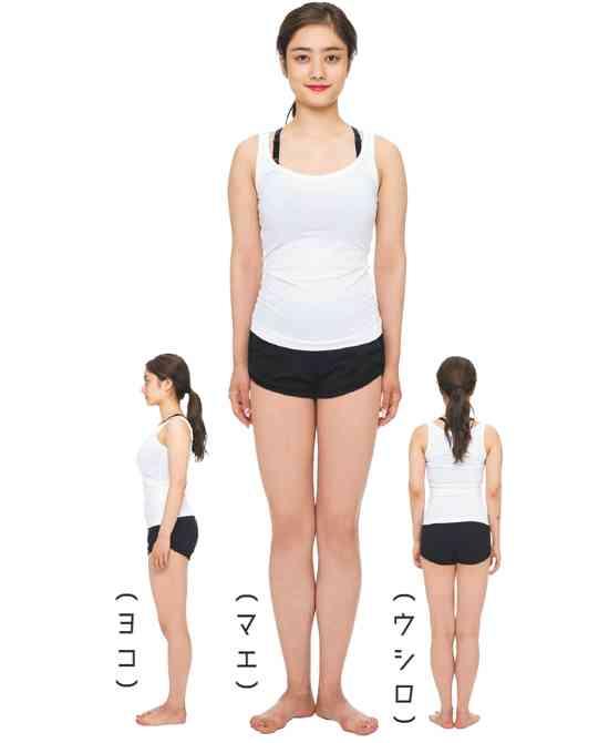 全米で最も脚の長い女性…実際に測ってみると何cm?