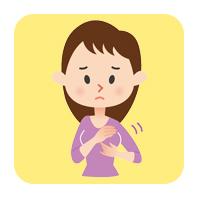 乳腺繊維腺腫ある方