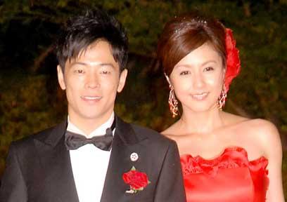 陣内智則&フジ松村未央アナが結婚「永遠に二人歩んで行く」