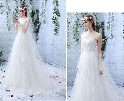 ウェディングドレスはこのタイプが好み?♡