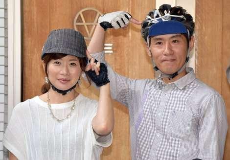 フジ・山崎夕貴アナ、おばたのお兄さんとの交際認める 「すごく好きなんです」