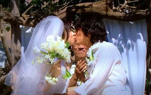 ドラマの中で印象的だった結婚式シーン